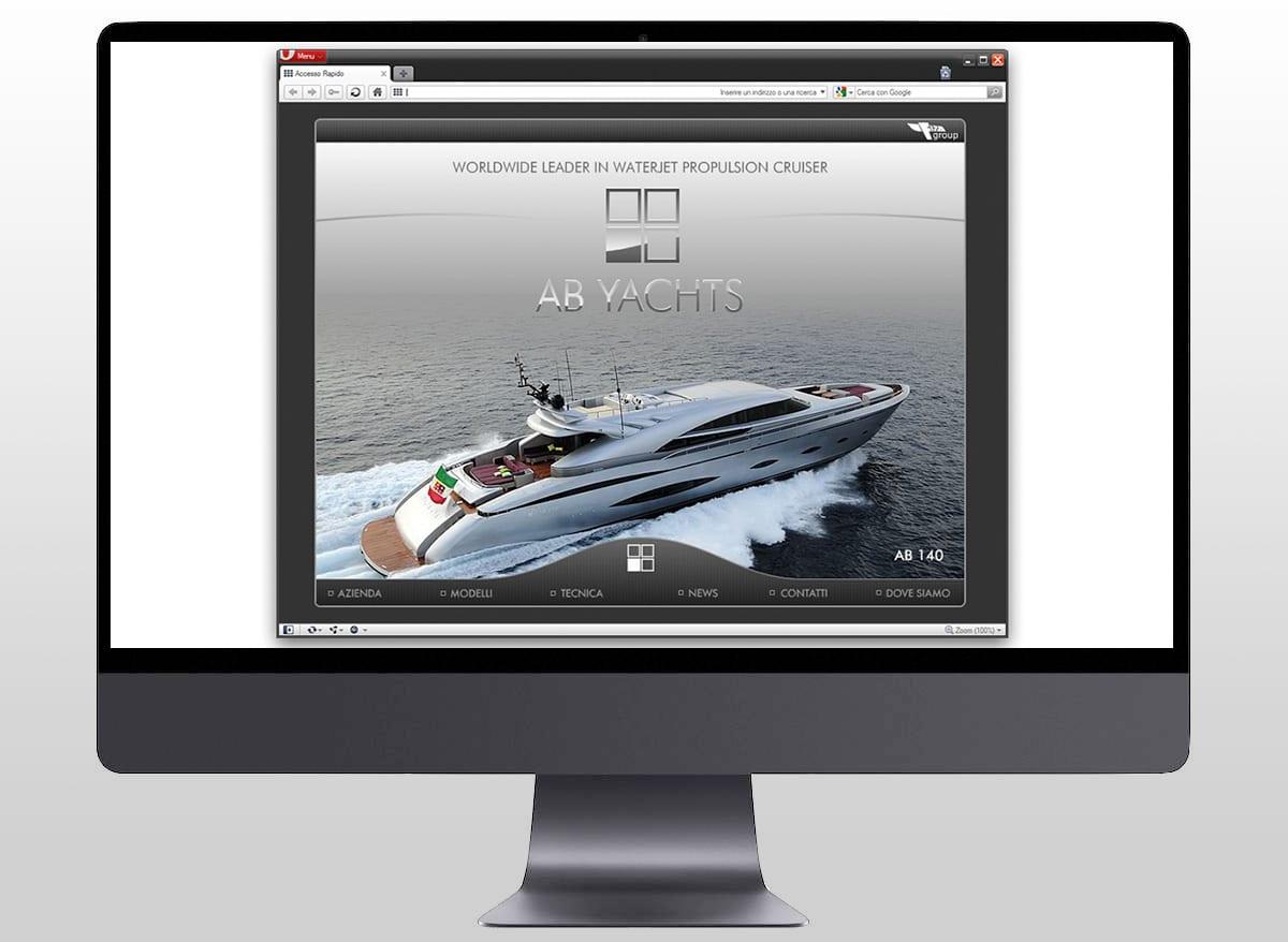 Sito web Super Yachts