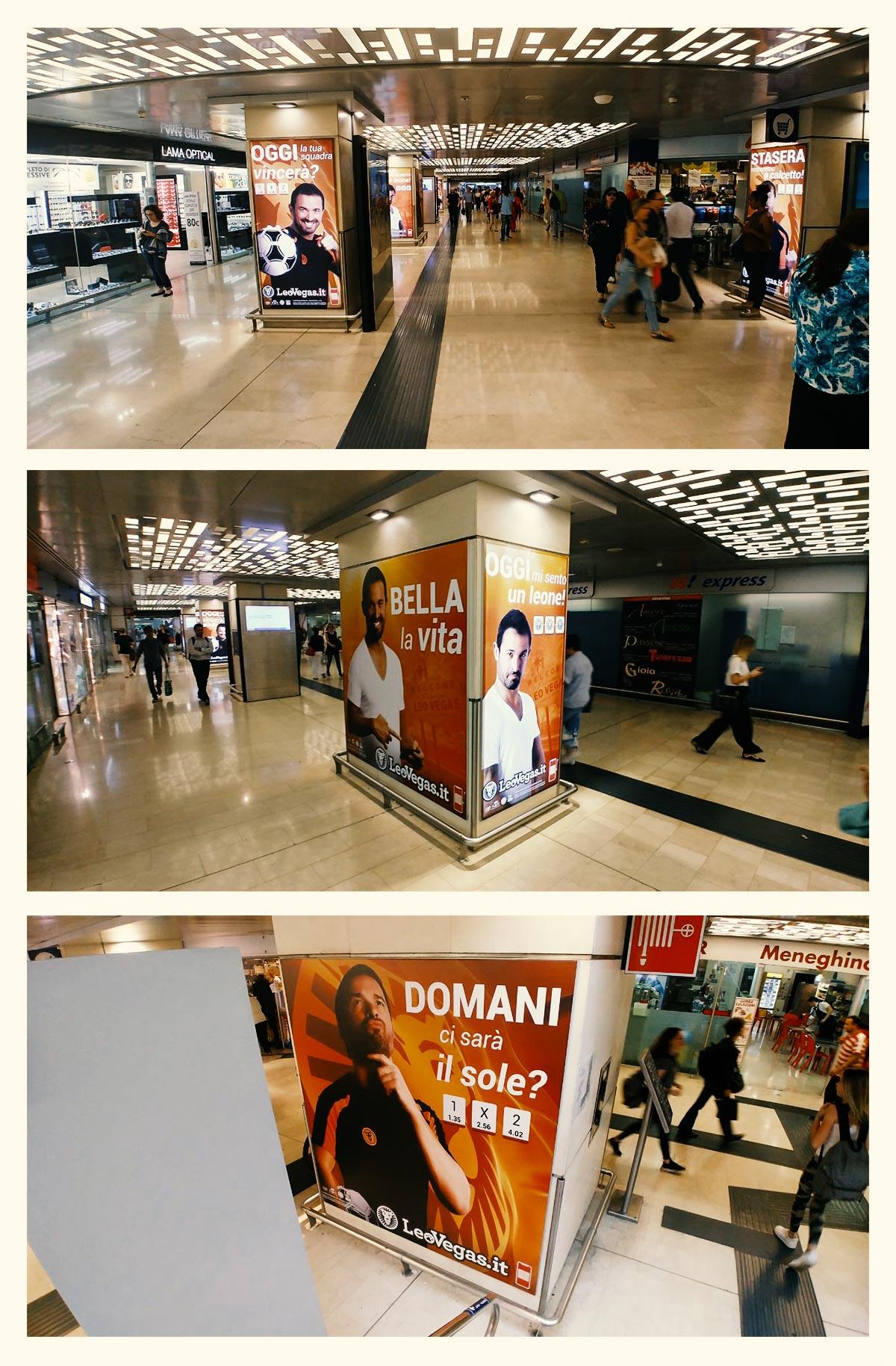 Istallazioni Stazione Milano Garibaldi