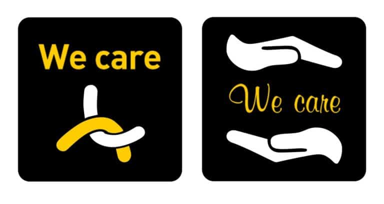 Logodesign We Care
